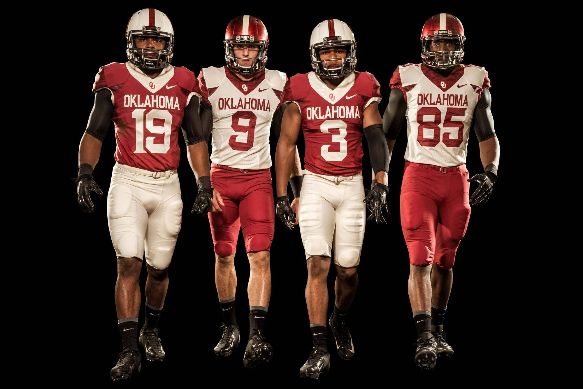 Sooners, Nike Unveil Additional OU
